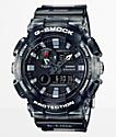G-Shock G-Lide GAX100M-SB reloj negro digital y analógico