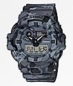 G-Shock GA700 Grey Camo Watch