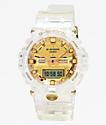 G-Shock GA835 Skeleton & Gold Watch