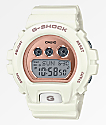 G-Shock GMD-S6900 reloj digital blanco color militar