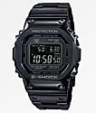 G-Shock GMWB5000 Black Metal Digital Watch