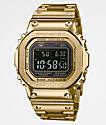 G-Shock GMWB5000 Gold Metal Digital Watch