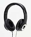 Gabba Goods Harmony auriculares negros con cable