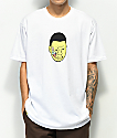Gangster Doodles Ice Cream White T-Shirt