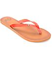 Gigi Breeze Red Sandals