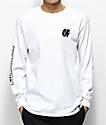 Girl Films White Long Sleeve T-Shirt