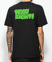 Girl Yeah Right Black T-Shirt