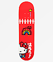 "Girl x Hello Kitty 45th Anniversary Carroll 8.25"" Skateboard Deck"