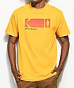 Girl x Kodak Heritage Yellow T-Shirt