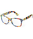 GloFX Tie Dye Diffraction Glasses
