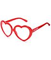 GloFX gafas corazón de difracción