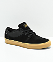 Globe Mahalo Black & Gum Skate Shoes