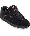 Globe Scribe Black & Red Skate Shoes