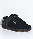 Globe Tilt zapatos de skate nubuck negro y camuflaje