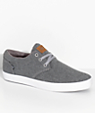 Globe Willow Grey Tweed Skate Shoes