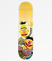"""Globe x Sesame Street Bert & Ernie 8.0"""" Skateboard Deck"""