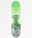 "Globe x Sesame Street Oscar The Grouch 8.25"" Skateboard Deck"