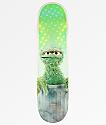 """Globe x Sesame Street Oscar The Grouch 8.25"""" Skateboard Deck"""