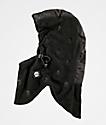 Gnarly Black Facemask Hood