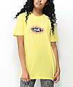 Gnarly Future Prim Yellow T-Shirt