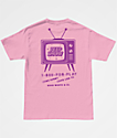 Good Worth Peep Show Pink T-Shirt