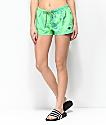 Gotcha Far Out Green Board Shorts