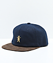 Grizzly Antique OG Bear Strapback Hat