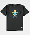 Grizzly Boys OG Bear Tie Dye Black T-Shirt