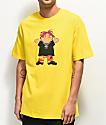 Grizzly Lil Redd camiseta amarilla