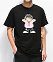 Grizzly Lil x camiseta negra