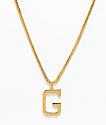"""Grizzly X The Gold Gods G 26"""" collar de cadena de oro"""