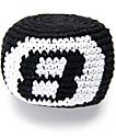 Guatemalart Eight Ball Crochet Hacky Sack