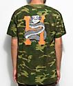 HUF Ambush Classic H Camo T-Shirt