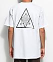 HUF Ambush Triple Triangle camiseta blanca