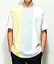 HUF Arena Futbol camiseta amarilla de punto