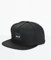 HUF Box Logo Snapback Hat