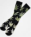 HUF Fader Plantlife Camo Crew Socks