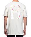 HUF La Vie En Rose Classic H Tan T-Shirt
