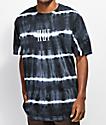 HUF Marka Black Washed T-Shirt