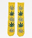 HUF Melange Leaf Crew Socks