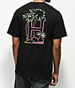 HUF Motel GND Black T-Shirt