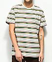 HUF Offshore Multi-Striped T-Shirt