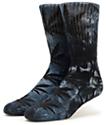 HUF Plantlife Black Tie Dye calcetines