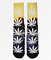HUF Plantlife Tranquil Sunset Crew Socks