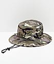 HUF Rivington Boonie Camo Bucket Hat