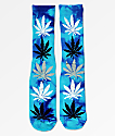 HUF Strain Plantlife calcetines