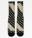 HUF USA Camo Crew Socks
