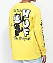 HUF X Felix the Cat San Banana Long Sleeve T-Shirt