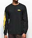 Habitat Toronto Black Long Sleeve T-Shirt