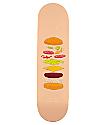 "Habitat x Bob's Burgers Expanded Burger 8.125"" tabla de skate"